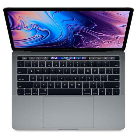 Ноутбук Apple MacBook Pro 13 TB i5 2,3/8/256SSD SG (MR9Q2) в Евросеть